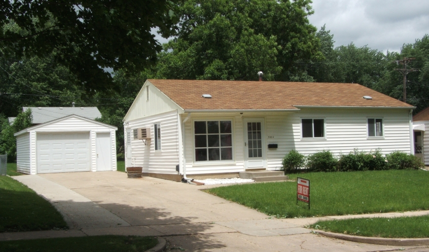 . SIOUX FALLS RENTAL HOME